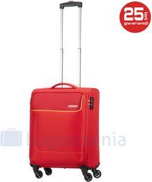 Samsonite AT by Mała kabinowa walizka AT FUNSHINE 75507 Czerwona - czerwony