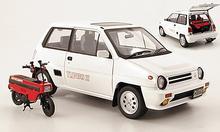 Autoart Honda City Turbo II 1:18 73282