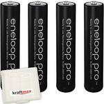 kraftmax Panasonic Eneloop Pro  szt. Kraftmax XX akumulatory AAA/Micronajnowsza generacja950mAh