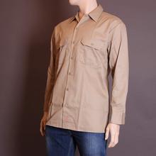 Dickies Koszula 574 Long Sleeve Work Shirt - khaki