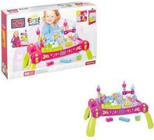 Mega Bloks Lil Princ. Stolik z klockami