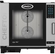 Unox Piec konwekcyjno-parowy 6xGN2/1 ChefTop Plus gazowy system myjący dotykowy ekran 9010662