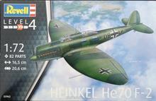 Revell Model-Set. Heinkel He 70 F-2