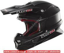 LS2 MX456 Single Mono Matt Black XL AK24186