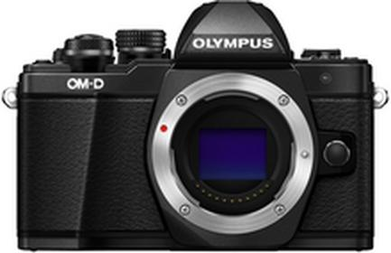 OlympusOM-D E-M10 Mark II body czarny