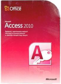 Microsoft Access Single License/Software Assurance Pack Academic OPEN No Level