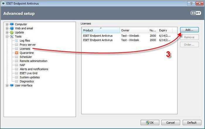 Eset Endpoint Antivirus NOD32 Client (10 stan. / 3 lata) - Uaktualnienie