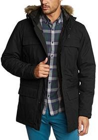 Jack Wolfskin męska kurtka parka Halifax, czarny, M 1105231