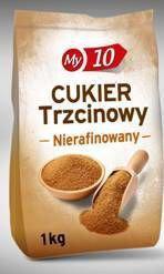 Sante Cukier trzcinowy My10 1kg