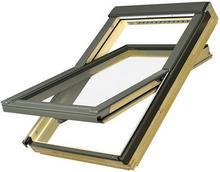 Fakro okno dachowe drewniane obrotowe FTP-V U3 z nawiewnikiem 78x160 5900988726136