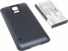 Cameron Sino Samsung Galaxy S5 / EB-B900BC 5600mAh 21.56Wh Li-Ion 3.85V powiększony niebieski