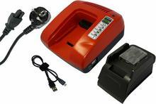 MAKITA Hi-Power ?adowarka do DC18RA, DC18RB, DC18RC, DC18SC, DC18SD 14.4V CMK002