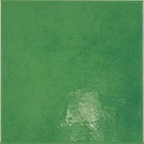 TubądzinMajolika Płytka ścienna 20x20 Zielony 14 Poler