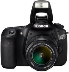 Canon EOS 60D + 18-55 IS + 55-250 IS kit