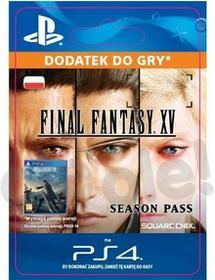 Final Fantasy XV season pass PS4 wersja cyfrowa