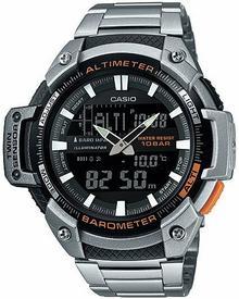 Casio Man Sports zegarek męski, analogowy/cyfrowy (kwarcowy)