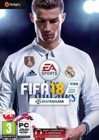 Electronic arts inc DIGITAL FIFA 18 + BONUSY klucz ORIGIN)