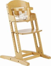 BabyDan DANCHAIR - Krzesełko do karmienia naturalne