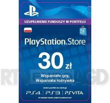 PlayStation Network 30zł