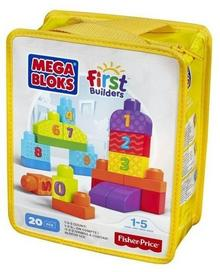 Fisher Price Mega Bloks First Builders Liczymy 1-2-3!