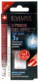 Eveline Top coat Preparat przedłużający trwałość Lakieru Mega Shine 12 ml