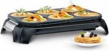 Tefal CrepParty PY558813 Urządzenie do naleśników Lagrange - Spatula raclette