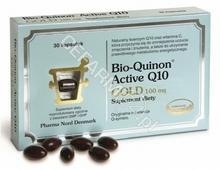 PHARMA NORD Bio-Quinon Active Q10 GOLD x 30 kaps + książka