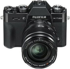 FujiX-T20 + 18-55 czarny