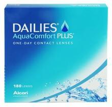 Alcon Dailies Aquacomfort Plus 180 Szt.