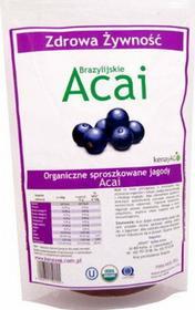 Kenay Acai suszone sproszkowane jagody Acai 100 g