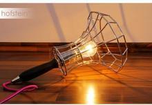 Zava Luce Oświetlenie Zavaluce Lady Cage lampa podłogowa Chrom, 1-punktowy Lady Cage-chrom_rosa
