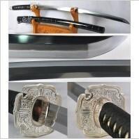 Kuźnia mieczy samurajskich LEGENDARNA I NAJMOCNIEJSZA Katana JAPOŃSKA TAMAHAGANE