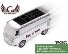 Troika Kultowy Volkswagen Transporter T1 - przybornik z dowolnym grawerem GAP06-