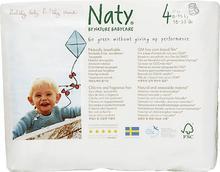NATY NATURE BABYCARE Ekologiczne pieluchomajtki 4 (8-15Kg) 22 Szt 244091