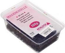 Efalock Mademoiselle, Wsuwki do koka karbowane 45mm, 500g