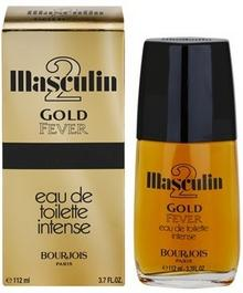 Bourjois Masculin 2 Gold Fever 112 ml woda toaletowa