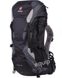 Deuter Plecak Futura 32 - black-granite 32 + 4 litry 65 x 34 x 24 l cm