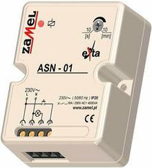 Zamel Sp. z o.o. AUTOMAT SCHODOWY 230V AC TYP: ASN-01 EXT10000010