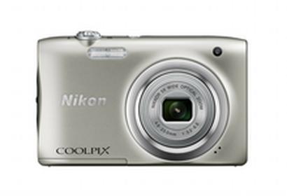 NikonCoolpix A100 srebrny