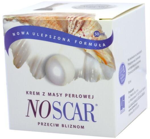 A-Z Medica No-Scar Perła Inków Krem z masy perłowej przeciw bliznom 50ml
