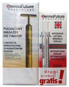 Dermo Future Technology Pulsacyjny masażer do twarzy + Intensywne serum liftingujące zmarszczki Botox Power