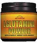 Activita L-glutamina 250 g