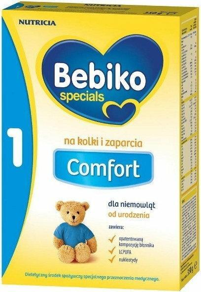 Bebiko Comfort 1 NutriFlor+ 350g