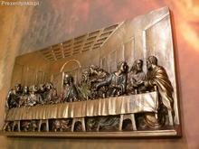 Veronese Ostatnia Wieczerza Płaskorzeźba