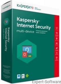Kaspersky Internet Security 2017 2PC / 1Rok Kontynuacja