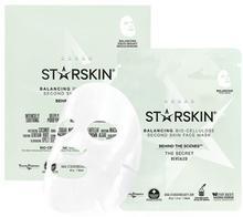 StarskinBehind The ScenesT Calming Bio-Cellulose Face Mask Maseczka 30ml
