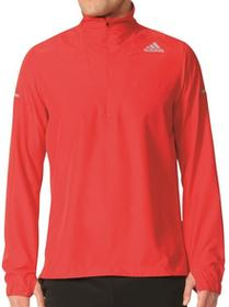 adidas RUN ANORAK RED M