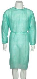 ABENA Fartuch dla odwiedzających, zielony (XL, 5szt.)