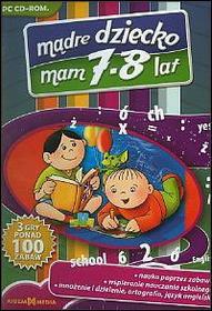 Aidem Media Mądre Dziecko: Mam 7-8 Lat