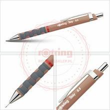 Rotring Ołówek automatyczny Tikky III 0,5 brązowy korpus - S0969090